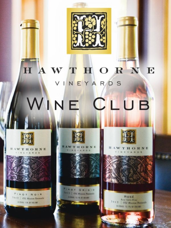 Hawthorne Vineyards Membership